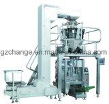 Pondération automatique de la verticale 10heads et machine à emballer