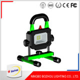 LED vendedor caliente de 51W LED de luz de trabajo Luz de trabajo recargable