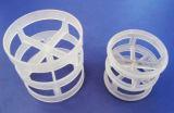 Uso de anillas de plástico en la industria