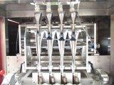 唐辛子またはカレーまたはコーヒーまたはココナッツマルチ車線が付いているさまざまな粉の棒の包む機械