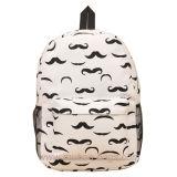 Мешок посыльного Backpack школы девушки для перемещения
