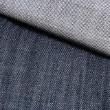 Tessuto nero del denim di 100% Tencel per le camice del cowboy