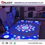 Pantalla de visualización de LED de Dance Floor P6.25/P8.928/el panel impermeables para la boda, exposición, barra