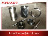 Pezzi meccanici personalizzati professionista della bobina dell'acciaio inossidabile
