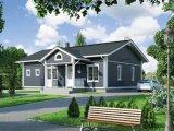 Casa prefabricada para la instalación fácil y la vida cómoda