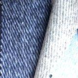 Tessuto delle lane del panno morbido della saia per i vestiti degli uomini