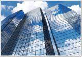 Ненесущая стена Tempered стекла изоляции жары для конструкции здания