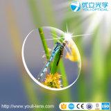 Lentille bleue de monomère d'IEM de Youli 1.56 UV420 ASP Hmc anti