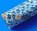 Het verzegelen Verpakking van de Vezel van de Verpakking de P1111 Gecarboniseerde