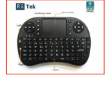 Touchpad de Rii Mini I8 Wireless Keyboard With pour le PC Pad Google Andriod TV Box