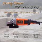 moedor de ângulo das ferramentas de potência 2800W com roda de 180mm