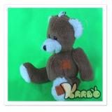 Медведь Keychain плюша (JB080611)