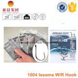 Crochet 1004 à haut carbone d'Iseama W/R d'acier