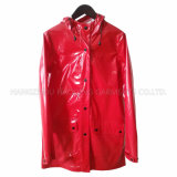 PU Raincoat/Rain Jacket para Adult
