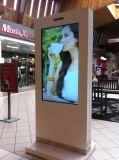 Zoll im FreienLCD der hohen Helligkeits-43 Bildschirmanzeige-Digitalsignage-Kiosk bekanntmachend