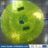 Bola colorida inflable de la hierba de la calidad estupenda, bola inflable de Zorb para la venta