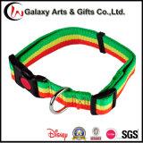 De nieuwe Premie Gepersonaliseerde Regelbare Halsbanden van de Polyester van de Sublimatie