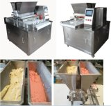 Double Color PLC Cookies Machine