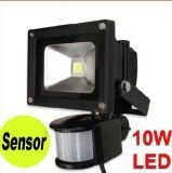 PIR LED Flood Light Sensor Motion 10With20With30With50W