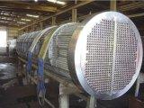 1.4401/316 Tubo de acero inoxidable/tubo para el cambiador de calor