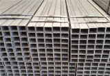 Goed Gevormde ASTM A500 Gr. Pijpen van een van Gr. B Q235B de Hete Ondergedompelde Gegalvaniseerde Vierkante Staal