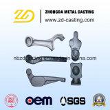 Peças quentes do forjamento do aço de liga do OEM para peças de automóvel