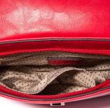 Bolsa de couro do saco de Crossbody do ombro do plutônio das senhoras com curva da forma