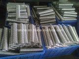 Pipe ronde Polished/tube de grand diamètre de surface d'acier inoxydable
