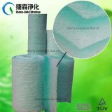 Filtre d'arrêt de peinture de fibres de verre de la qualité 50mm/60mm de fournisseur