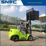 Chariot élévateur à contre-courant, chariot diesel 3ton