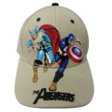 로고 (KS17)를 가진 아이 야구 모자