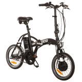 Bike реальной миниой складчатости 16 дюймов электрический (JB-TDR02Z)