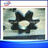 Cortadora de acero del CNC del plasma del tubo y de la placa de la transmisión del USB