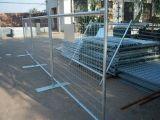 Temporärer Zaun-Kette Lik Zaun-geschweißtes Ineinander greifen-Zaun-Metallzaun