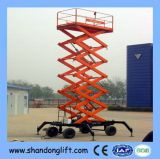 Bewegliches Aerial Work Platform mit CER