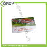 Изготовленный на заказ смарт-карта карточки посещаемости времени печатание с обломоком 1k MIFARE классицистическим