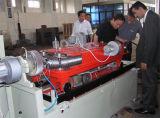 Линия штрангя-прессовани продукции трубы из волнистого листового металла PE/PP одностеночная
