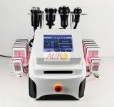 Тело RF кавитации вакуума лазера Au-62 11.11 Lipo Slimming машина