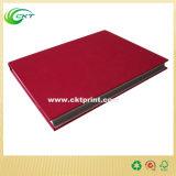 光沢のあるLamiantionの安いハードカバーの写真の本の印刷(CKT-BK-001)