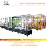 Catena di montaggio residenziale di automazione dello scomparto dei rifiuti