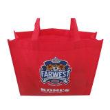 Saco relativo à promoção não tecido do presente dos PP, sacos de Tote (130801)