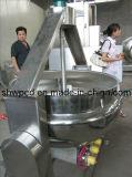 기울기 요리 남비 (HX-01)를 요리하는 믹서 기계를 가진 주전자를 또는 스파게티