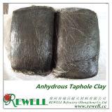 Arcilla favorable al medio ambiente sin agua anhidro Agujero de colada