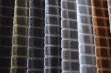 Endlosschrauben-Muster aufgetragenes Sofa-Gewebe mit doppelter Farbe