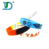 Heißer Verkaufs-preiswertes kundenspezifisches Silikon-Gummi-Form-Armband