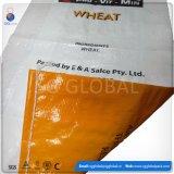 In het groot 10kg Plastic pp Geweven Verpakkende Zak voor Rijst