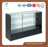 Volles Vision Display Cabinet mit Tempered Glass