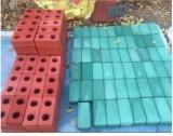 Interlocking automatique Brick Making Machine Made en Chine