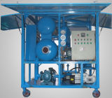 Double StagesのトレーラーType Vacuum Insulating Oil Filtration