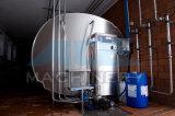 Refroidisseur vertical à couvercle serti sanitaire de lait du réservoir 300~1000liter de refroidissement du lait (ACE-ZNLG-F7)
